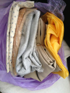 fabric_bag-brown-yellow-silver